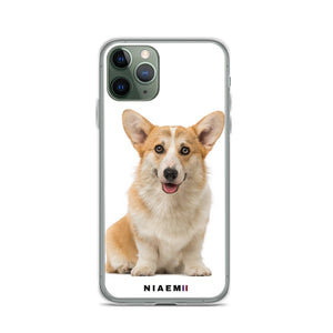 Pembroke Welsh Corgi Dog breed iPhone Case IV