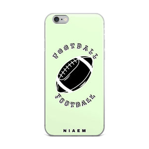 Football iPhone Case (Green 2)