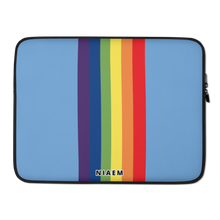 Load image into Gallery viewer, Colorful Stripe Laptop Sleeve III