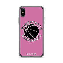 Load image into Gallery viewer, Basketball iPhone Case (Pink 1)