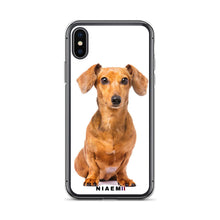Load image into Gallery viewer, Dachshund Dog breed iPhone Case II