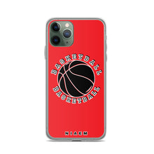 Load image into Gallery viewer, Basketball iPhone Case (Red 1)