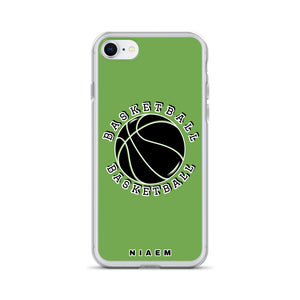 Basketball iPhone Case (Green)
