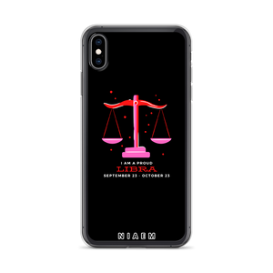 Libra iPhone Case III