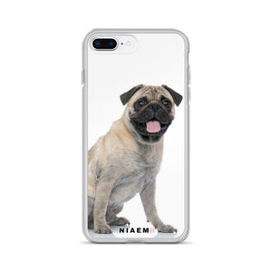 Pug Dog breed iPhone Case II