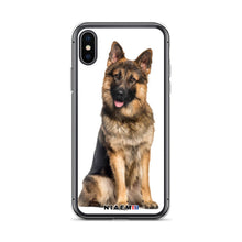 Load image into Gallery viewer, German Shepherd Dog iPhone Case I