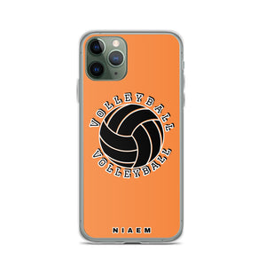 volleyball iphone xr case