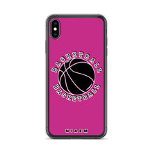 Load image into Gallery viewer, Basketball iPhone Case (Pink)