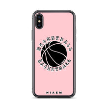 Load image into Gallery viewer, Basketball iPhone Case (Pink 3)