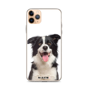 Border Collie Dog breed iPhone Case II