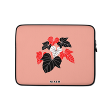 Load image into Gallery viewer, Faded Pink MacBook Laptop Sleeve