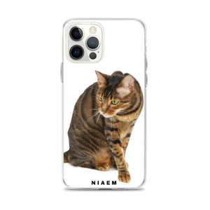 Toyger cat Breed iPhone Case I