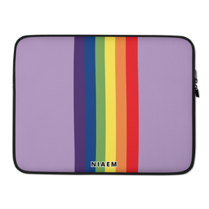 Colorful Stripe Laptop Sleeve IV