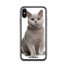 Load image into Gallery viewer, British Shorthair Cat iPhone Case II