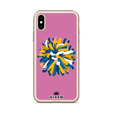 Load image into Gallery viewer, Cheerleader iPhone Case (Pink 1)