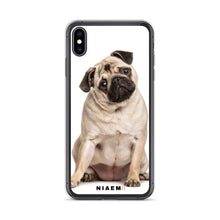 Load image into Gallery viewer, Pug Dog breed iPhone Case I