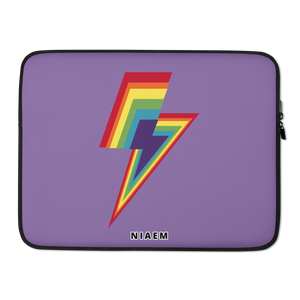 Colorful Lightning Laptop Sleeve III