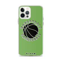 Load image into Gallery viewer, Basketball iPhone Case (Green)