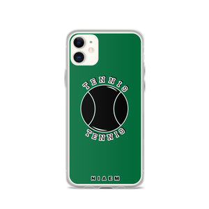 Tennis iPhone Case (Green)