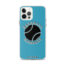 Load image into Gallery viewer, Baseball iPhone Case (Blue)