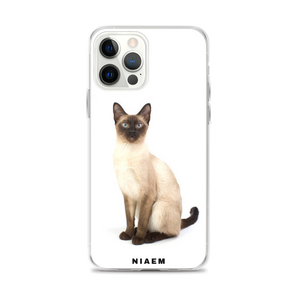 Siamese Cat Breed iPhone Case II