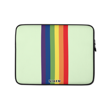 Load image into Gallery viewer, Colorful Stripe Laptop Sleeve I
