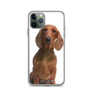 Dachshund Dog breed iPhone Case I