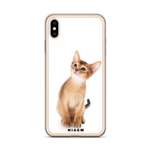 Load image into Gallery viewer, Abyssinian Cat Breed iPhone Case IV