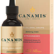 Canamis Curated For Calm – Strawberry