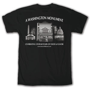 Ben's Black Monument Shirt