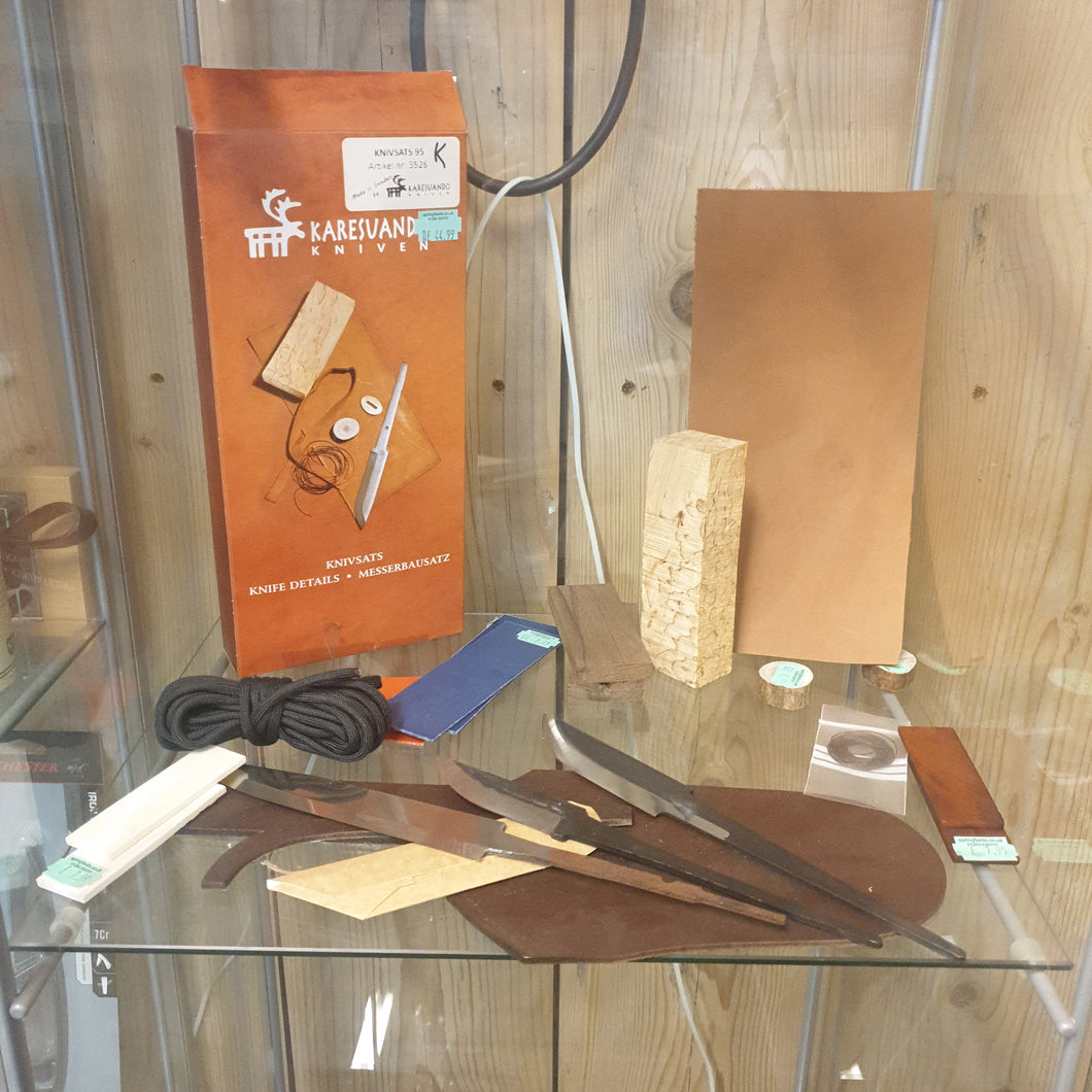 Knife Making Blades & Accessories