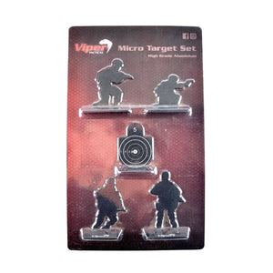 Viper Tactical Micro Target Set - Soldiers