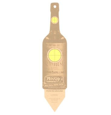 Woody's Targets - Bottle (Pack of 6)