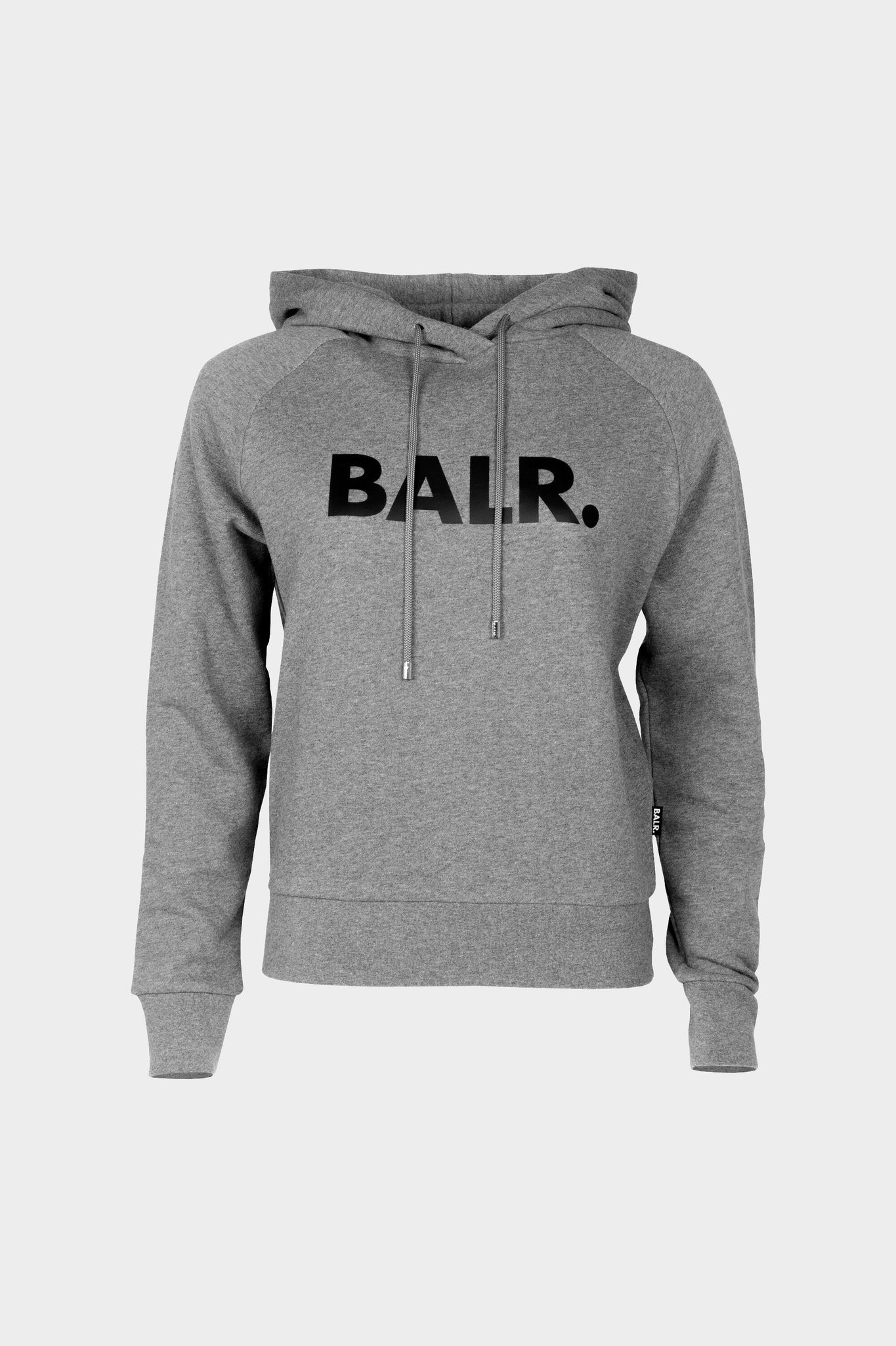 Women Brand Hoodie Grey Heather