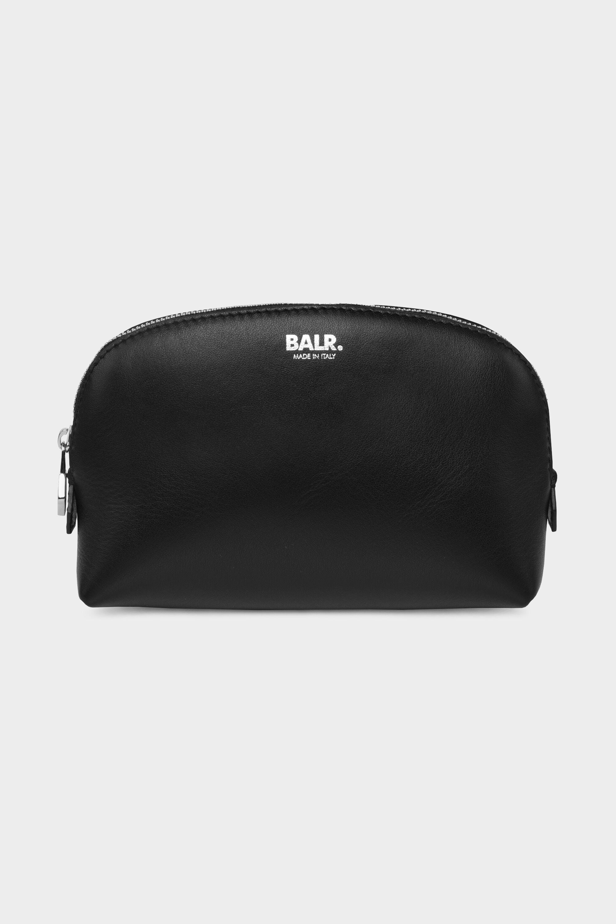 Leather Cosmetics Pouch