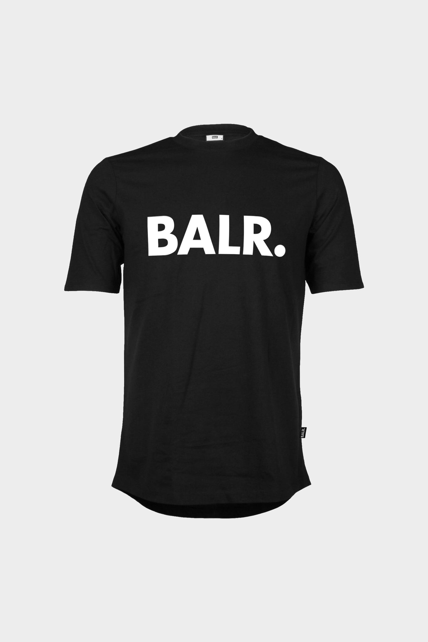 Brand Athletic T-Shirt Men Black
