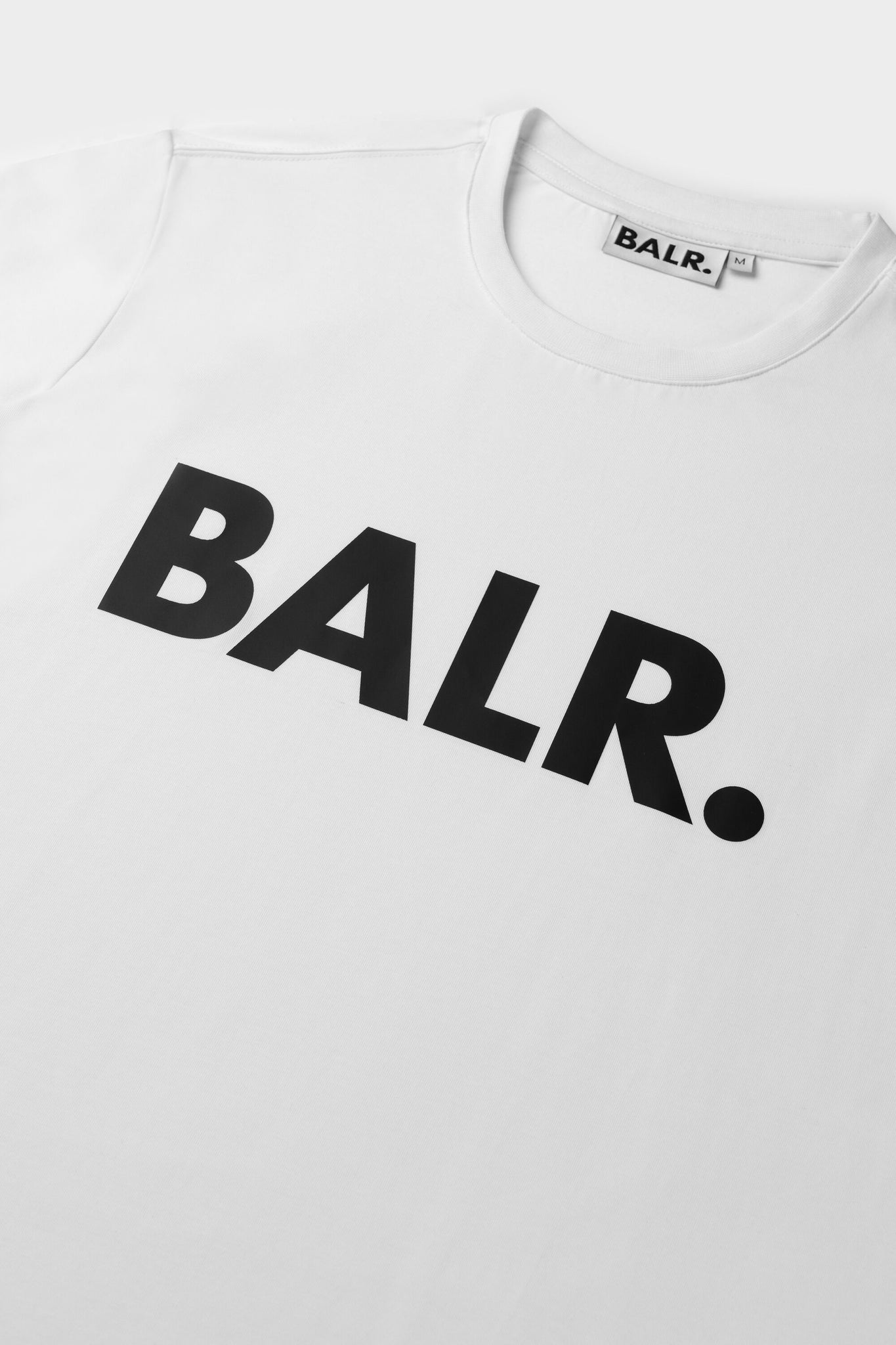 Brand Athletic T-Shirt Men White