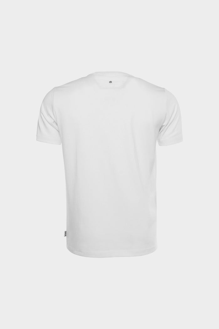 BL Classic Straight T-Shirt Men White