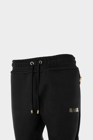 Q-Series Classic Sweatpants Men Black/Gold