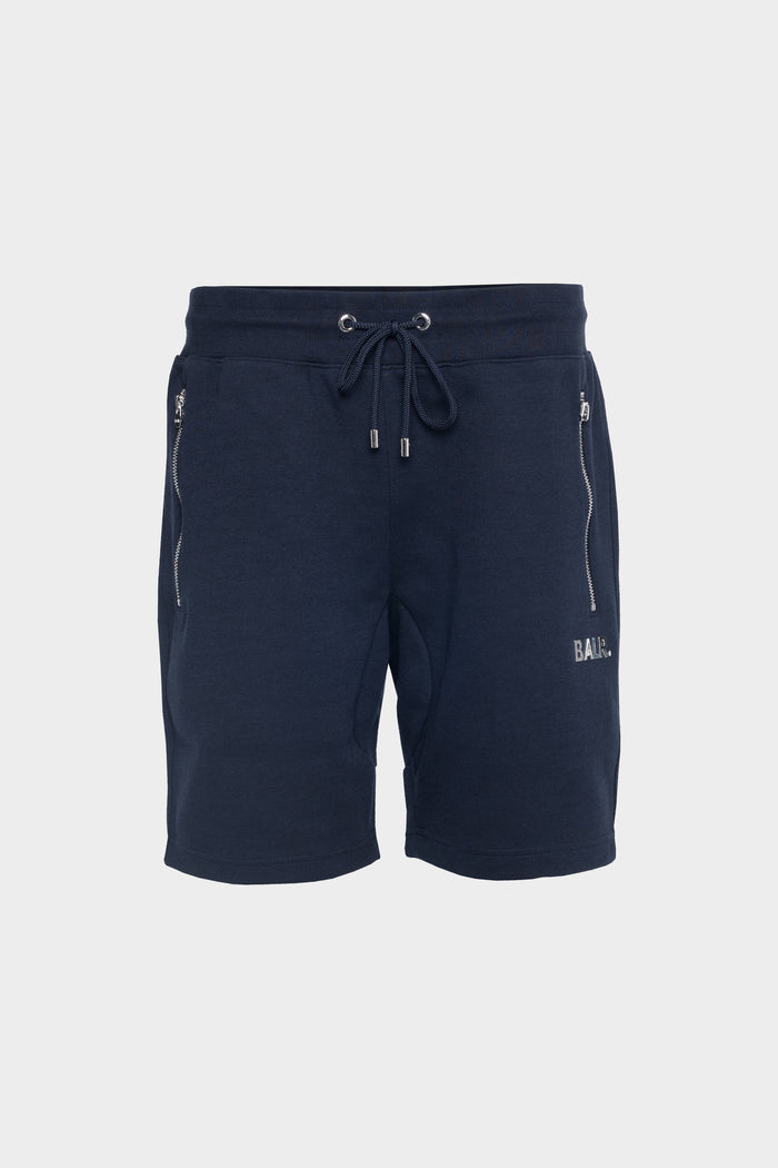 Q-Series Sweat Short Men Navy Blue