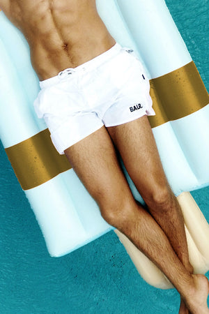 Classic BALR. Swim Short Men White