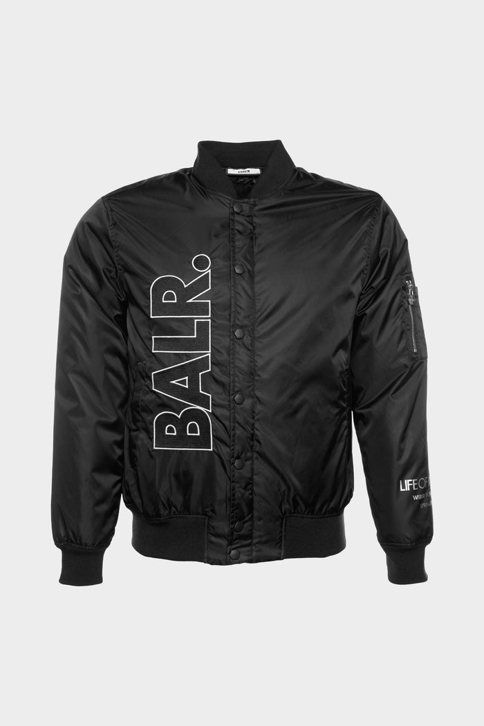 BALR. Core Bomber Black