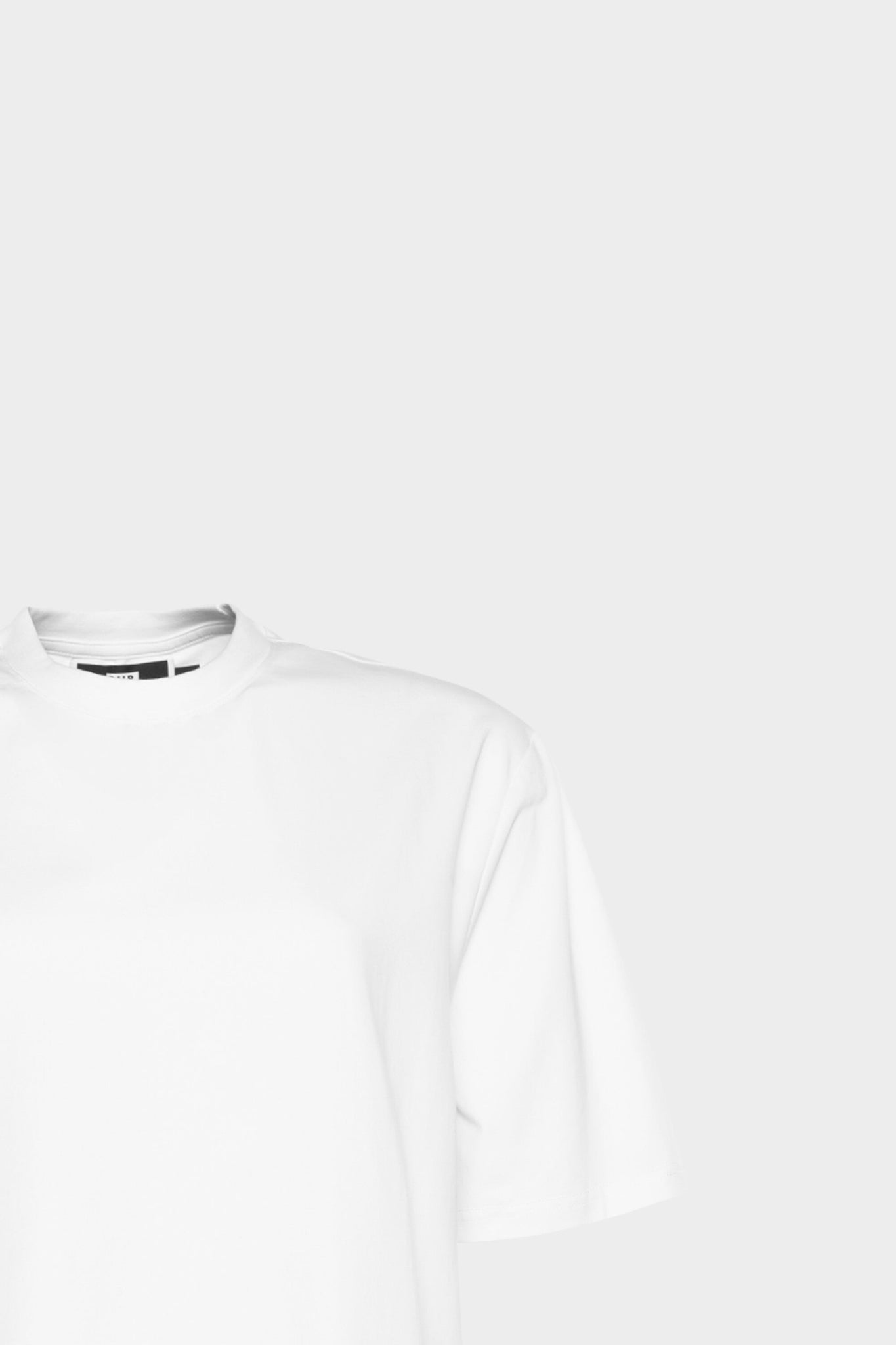LOAB Loose T-Shirt Women White
