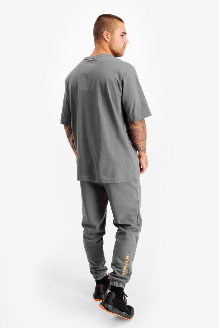 Road Loose T-Shirt Mid Grey