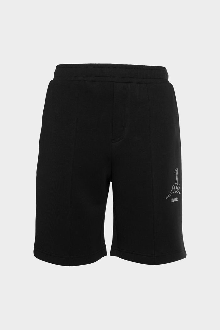 Bicycle Kick Slim Track Short Black