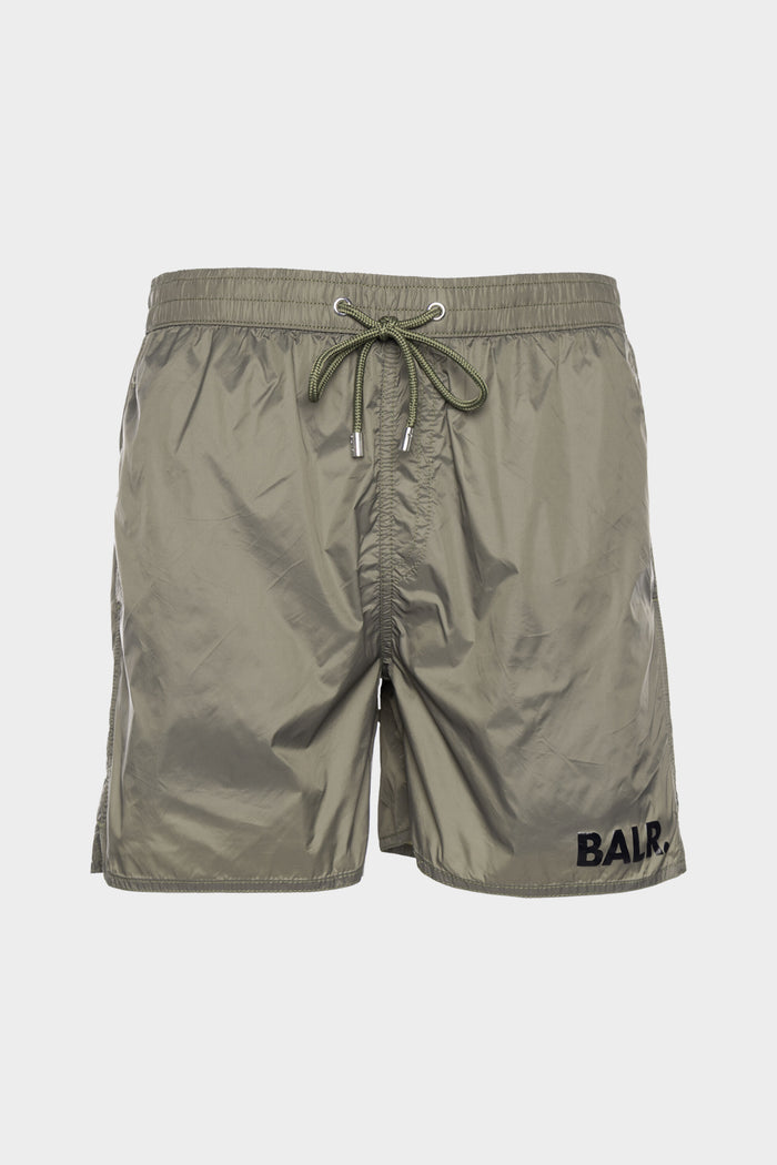 BALR. Swim Short Men Army Green
