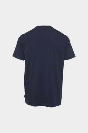 BALR. Lifestyle Straight T-Shirt Navy Blue