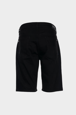 BALR. Clean Black Shorts Straight