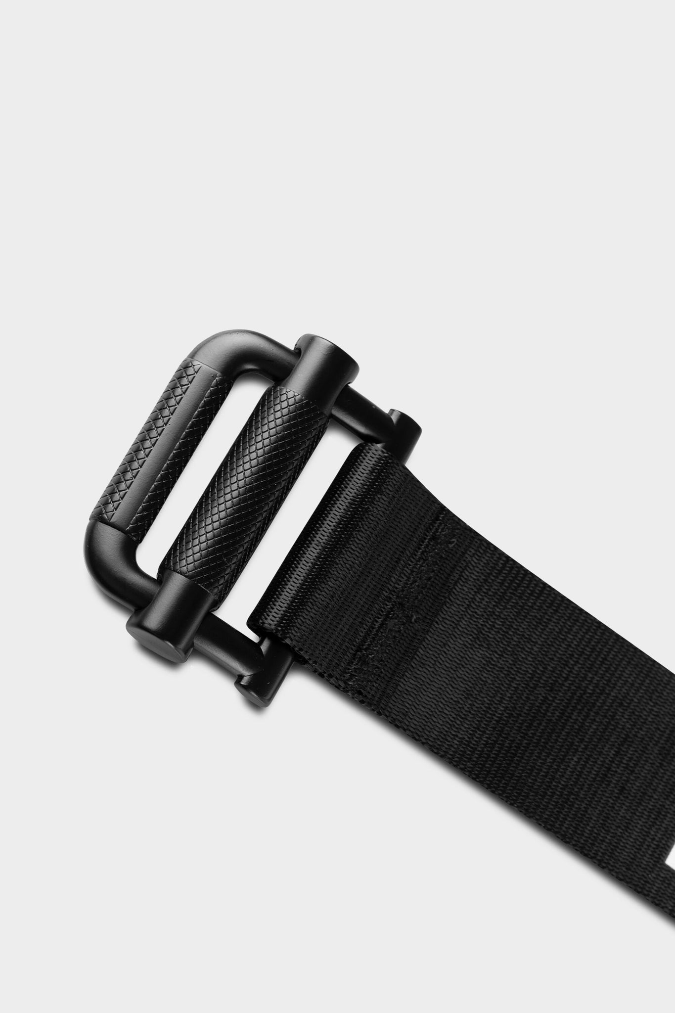 BALR. Buckle Belt Black