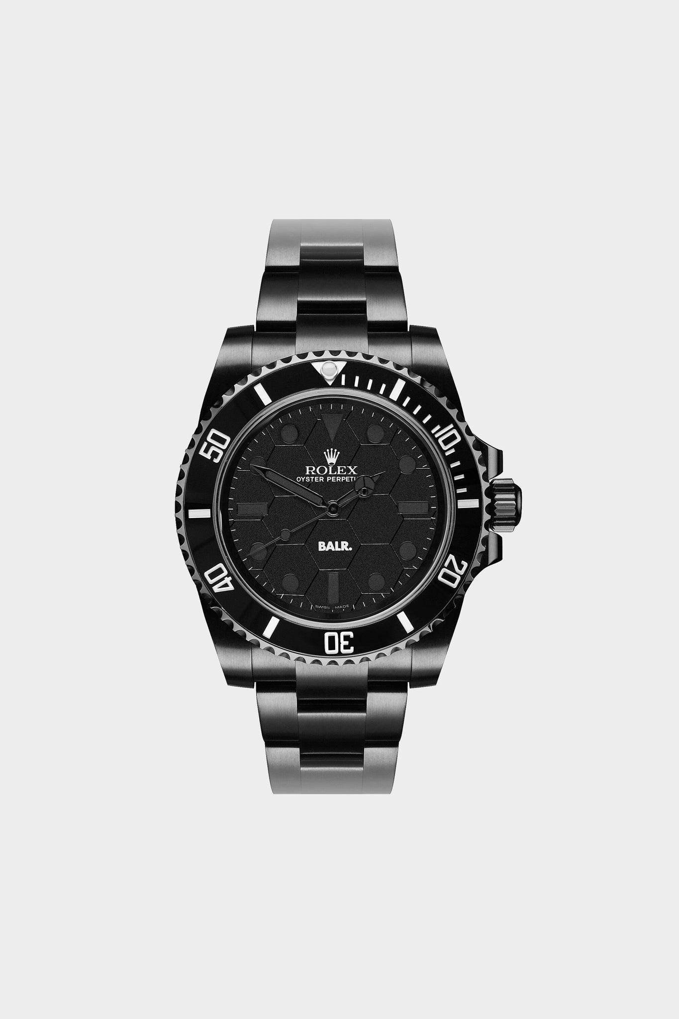 BALR. x Rolex Submariner Black